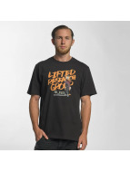 LRG T-Shirty Creating Futures czarny