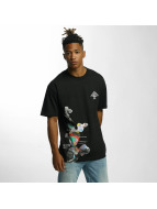 LRG T-Shirty Pokin Smot czarny