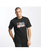 LRG T-Shirty Wavy Astro czarny
