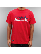 LRG T-Shirty Original Research Collection czerwony