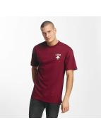 LRG T-Shirty Logo Plus czerwony