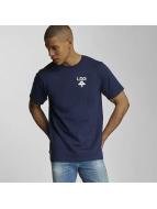 LRG T-Shirty Logo Plus niebieski