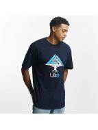 LRG T-Shirty Forward Icon niebieski