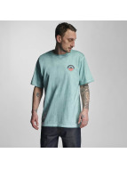 LRG T-Shirty Sealed turkusowy