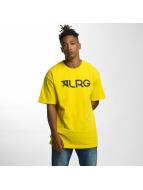 LRG T-Shirty Original People zólty