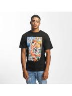 LRG T-skjorter Raffgraff svart