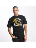 LRG T-skjorter Tree G svart