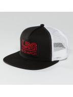 LRG Trucker Cap Ill Sons Strapback schwarz