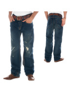 LTB Straight Fit Jeans Miguel blau