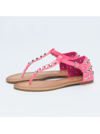 Lucky Shoes Slippers/Sandalen Abby Summer pink