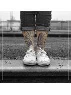 LUF SOX Çoraplar World renkli