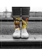 LUF SOX Calcetines Police Line colorido