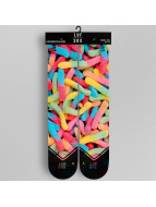 LUF SOX Chaussettes Classics Gummy Worms multicolore