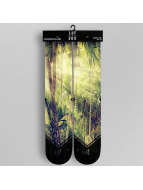 LUF SOX Chaussettes Jungle multicolore
