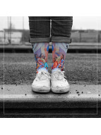 LUF SOX Chaussettes Supper multicolore