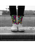 LUF SOX Chaussettes Maui Waui multicolore