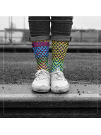 LUF SOX Chaussettes Glow Dots multicolore