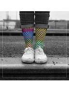 LUF SOX Socken Glow Dots bunt