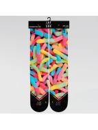 LUF SOX Strømper SOX Classics Gummy Worms mangefarvet