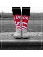 LUF SOX Sukat Official punainen