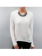 Madonna Pullover Knit weiß