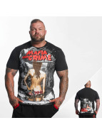 Mafia & Crime Criminal City WW T-Shirt Black