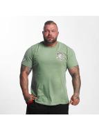 Mafia & Crime Camiseta Criminal Worldwide oliva