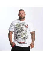 Mafia & Crime T-Shirt Plata o Plomo blanc
