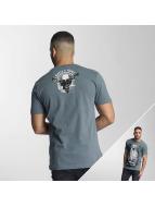 Mafia & Crime T-Shirt Fuck The... gris