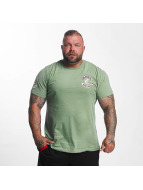 Mafia & Crime T-shirt Criminal Worldwide oliv