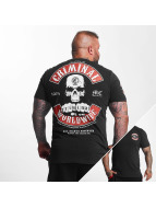 Mafia & Crime T-Shirt Criminal Worldwide schwarz