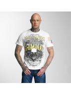 Mafia & Crime T-Shirt Criminal weiß