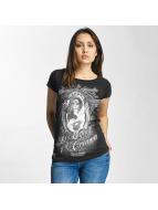 Mafia & Crime T-shirts Somos La Familia Girls sort