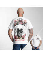Mafia & Crime T-Shirty Familie bialy