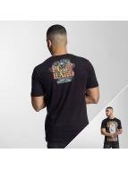 Mafia & Crime T-skjorter Life Is Gamble svart