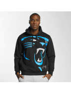 Majestic Athletic Hoody Carolina Panthers zwart
