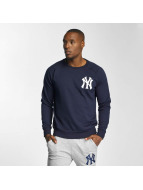 Majestic Athletic Pullover NY Yankees blau