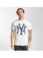 Majestic Athletic T-Shirt NY Yankees blanc