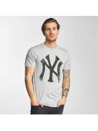 Majestic Athletic T-Shirt NY Yankees gris