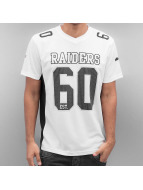 Majestic Athletic T-Shirt Oakland Raiders Players weiß