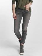 Mavi Jeans Jean skinny Adriana Mid Rise Super gris