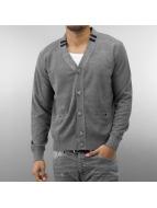 MCL Cárdigans Double Pocket Knit gris