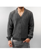 MCL Cardigan Basic Small Buttons gray