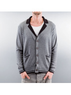 MCL Cardigan Double Pocket gris