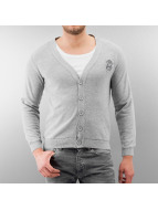 MCL Cardigan Two Horses gris