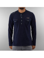 MCL Longsleeve The True Spirit blau