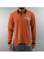 MCL Poloshirt Legacy Culture 1995 orange