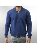 MCL Pullover Denim International blau