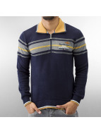 MCL Pullover Royal blau