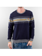 MCL Pullover Retrofireentry blau